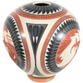 Hand Etched Mata Ortiz Pottery 39608