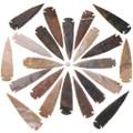 Large Spear Tip Stone Arrowhead 39624