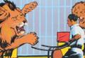 Lion Tamer Circus Poster 39626