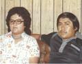 Martin and Esther Panteah (ca 1974) 39633
