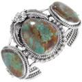Navajo Turquoise Cuff Bracelet 28629