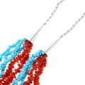 Native American Beaded Necklace 39754