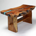Turquoise Inlay Furniture Example 37094