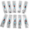Navajo Handmade Barrettes 26452