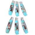 Inlaid Turquoise Handle Stainless Steel Knife 39838