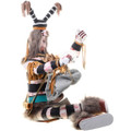 Native American Carved Wooden Kachina 39830