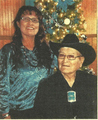 Navajo Tommy and Rose Singer 39934