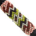 Navajo Made Beaded Key Chain 39987