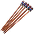 Authentic Navajo Made Wooden Hair Pin 39990