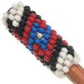 Native American Beaded Hair Stick 39990