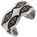 Sterling Silver Native American Bracelet 40115