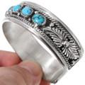 Natural Turquoise Bracelet 40223