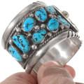 Sterling Silver Native American 12KGF Gold Kokopelli Bracelet 40228