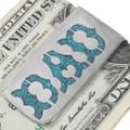 Dad's Turquoise Money Clip 40257