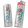 Kokopelli Lighter Cover 40261