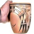 Vintage Hopi Tribe Pottery 40306