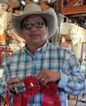 Navajo Artist Tommy Jackson 40343