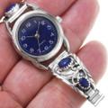 Native American Lapis Lazuli Ladies Watch 40349