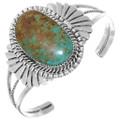 Number 8 Turquoise Ladies Navajo Bracelet 28283