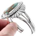 Native American Turquoise Cuff Bracelet 40396
