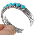 Turquoise Cuff Bracelet 25654