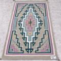 Navajo Klagetoh Wool Rug 40488