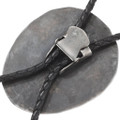 Native American Turquoise Sterling Silver Bolo Tie 40411