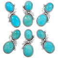 Native American Turquoise Pendant 40529