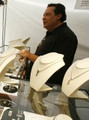 Native American Jeweler Mark Jimenez 40553