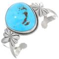 Sterling Silver Arizona Turquoise Bracelet 40598