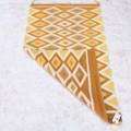 Vintage 1960s Wool Navajo Saddle Blanket 40636