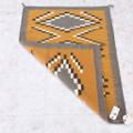 Authentic Navajo Handwoven Wool Rug 40638