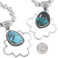 Navajo Sterling Silver Turquoise Jewelry 40649