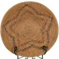 Antique Jicarilla Apache Basket 40683