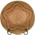 Authentic Apache Tribe Woven Basket Cultural Art 40683