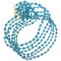 Native American Turquoise Necklaces 40709