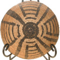 Large Authentic Native American Bowl Basket 40713