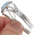 Small Wrist Native American Bracelet 40720