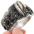 Old Pawn Genuine Bear Claw Native American Bracelet 40753
