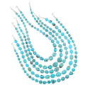 High Grade Sonoran Gold Turquoise Necklace 40790