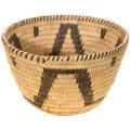 Vintage Papago Indian Basket 40796