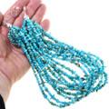 Genuine Sleeping Beauty Turquoise Necklace 40850