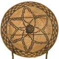 Authentic Native American Basket Tray 40880