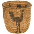 Antique Pima Indian Basket 40876
