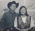 Navajo Beader Lula Begay 40884