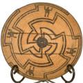 Antique Hand Woven Apache Basket 40879