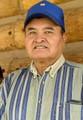Navajo silversmith Jimmy Emerson 40944
