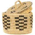 Papago Indian Lidded Basket 40962
