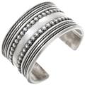 Sterling Silver Apache Cuff Bracelet 40851