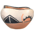 Santo Domingo Pueblo Pottery 41019